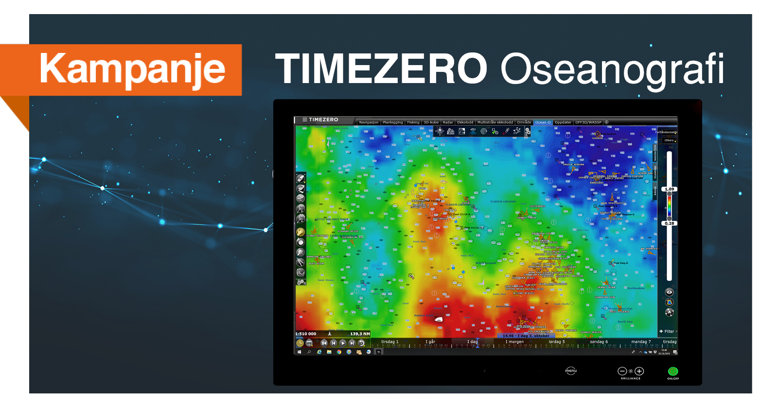 TimeZero Kampanje – Oseanografi