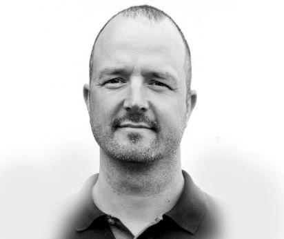 Teknsik sjef hos AQS, Kristian Hjertvik ser fram til dåpen under Aqua Nor