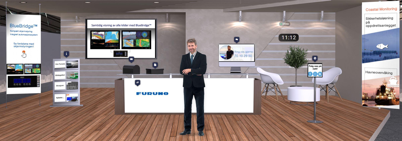 Besøk vår digitale stand under Aqua Nor!