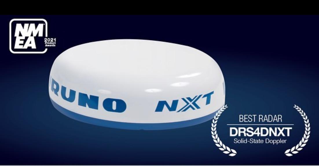 DRS NXT, radar, Furuno, NMEA