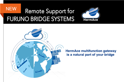 HermAce – Remote Support for FURUNO BRIDGE SYSTEMS