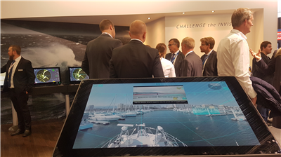 Discover the possibilities in Furuno Augmented Reality system