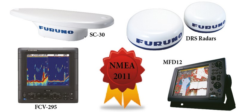 """FURUNO named """"MANUFACTURER OF THE YEAR"""" for sixth straight year, plus four other """"BEST OF"""" awards"""