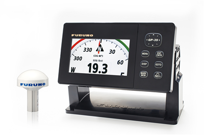GPS rollover for Furuno GPS GP-31 og GP-36