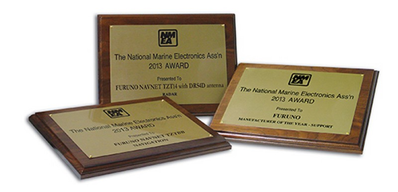 """Furuno awarded """"MANUFACTURER OF THE YEAR"""" and 2 """"BEST OF"""" titles"""